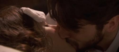 Hernando confessa a Camila di essersi innamorato di lei Fonte: VideoMediaset
