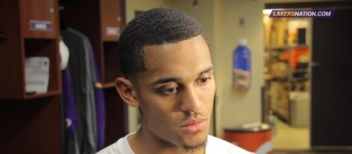 Jordan Clarkson, Photo credit: YouTube screenshot