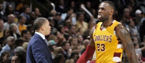 LeBron James comments about Tyronn Lue's rest plan - goldsheet.com