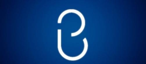 Logo Bixby: concorrente di Siri disponibile su Galaxy S8 e S8+.
