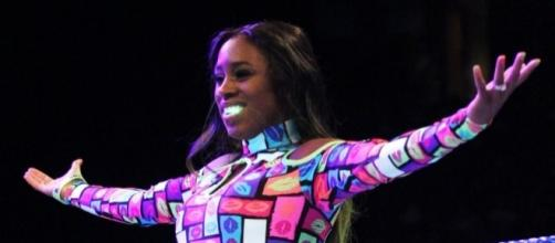 Naomi made her big return to WWE 'SmackDown Live' on Tuesday night ahead of 'WrestleMania 33.' [Image via Blasting News image library/inquisitr.com]