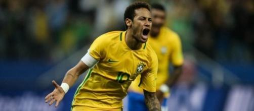 Neymar protagonista assoluto del successo del Brasile (3-0) sul Paraguay