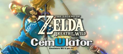 The Legend of Zelda Breath of the Wild emulato su PC grazie al software d'emulazione CEMU