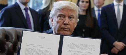 Trump advances Keystone XL, Dakota Access pipelines - The Boston Globe - bostonglobe.com