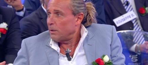 Uomini e Donne: Marco Firpo tra Gemma e Giorgio.
