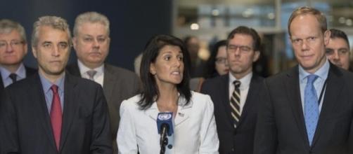 U.S. leads nations in boycott of U.N. talks to ban nuclear weapons ... - upi