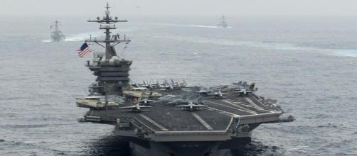 USS Carl Vinson begins deployment in January   Naval Today - navaltoday