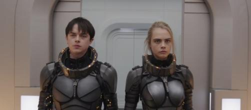 Valerian and the City of a Thousand Planets movie trailer released. Source: Los Angeles Times