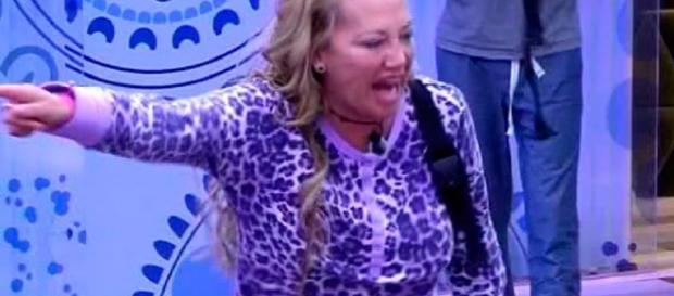 Belén Esteban y su pijama vuelven a la casa de 'Gran Hermano' - TV - diezminutos.es