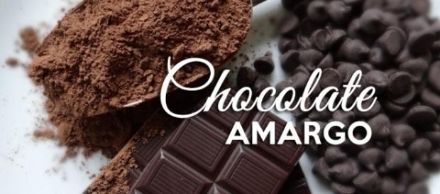Chocolate amargo pode ser benéfico para a saúde
