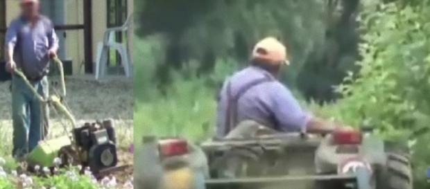 Falso cieco guidava il trattore e lavorava con il motozappa, condannato a 5 anni.