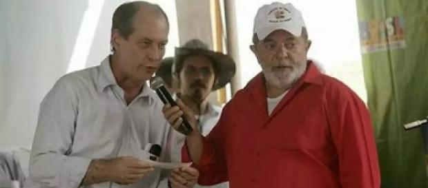 Muitos apoiam a chapa Lula-Ciro