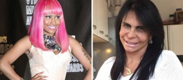 Nicki Minaj descobre Gretchen, a musa dos memes brasileiros