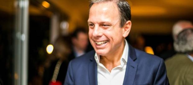 Prefeito de São Paulo, João Dória.