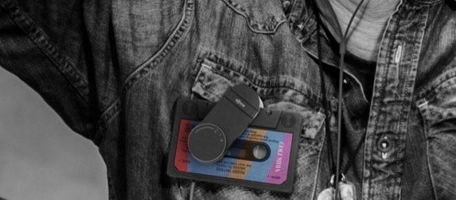 No solo desde vinilos escuchaba el hombre: También cassettes