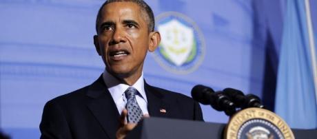 Como protesta, proponen en Francia a Obama como presidente