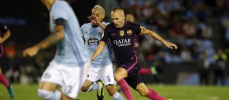 "O Barcelona vai procurar ""vingar"" a derrota da primeira volta."