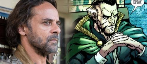 Alexander Siddig: from Prince Doran Martell to Ra's Al-Ghul in 'Gotham' / Photo fro 'Cosmic Book News' - cosmicbooknews.com