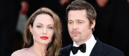 Angelina and Brad split after two years of marriage - inquisitr.com