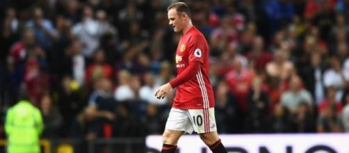 Could Rooney be walking out of Old Trafford after a tricky season?