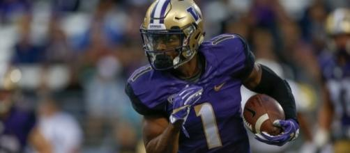 John Ross runs blazing 40-yard dash during NFL Combine training ... - usatoday.com