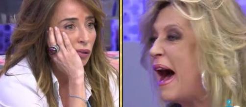 La guerra María Patiño vs Lydia Lozano.