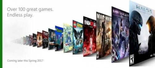 Microsoft Unveil Xbox Game Pass: Unlimited Access to Over 100 ... - gamerpros.co