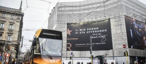 Milano: polemiche su imminente apertura di Starbucks - corriere.it