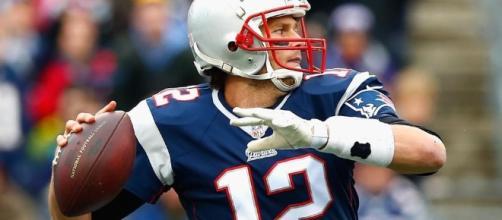 New England Patriots quarterback Tom Brady | Photo Credit: Jared Wickerham
