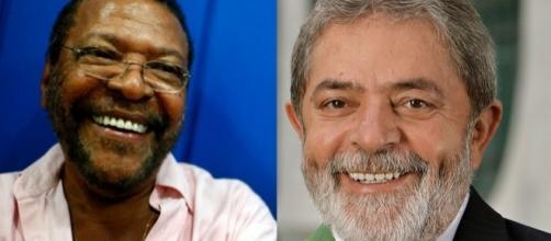Os artistas querem Lula novamente no poder