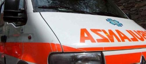 Rissa a Cagliari, interviene l'ambulanza