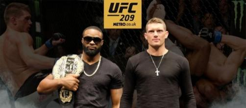 UFC 209 news: Woodley vs Thompson Preview | photo credit - metro.co.uk