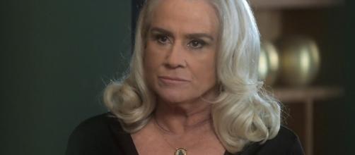 Vera Holtz é Magnólia na novela A Lei do Amor