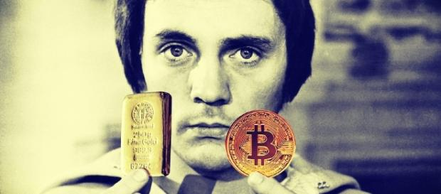Bitcoin ahora vale más que una onza de oro por primera vez by BBC News