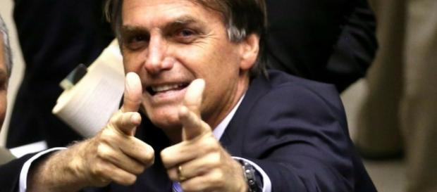 Bolsonaro concorrerá à Presidência em 2018