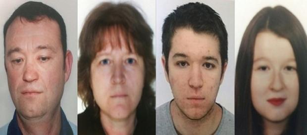 La disparition très inquiétante des quatre membres de la famille Troadec