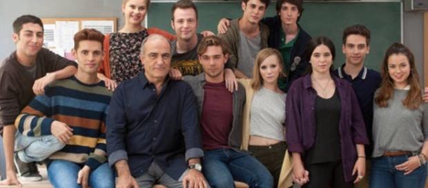 Los chicos de la clase del profesor Merlí Bergeron (Francesc Orella) tendrán tercera y última temporada.