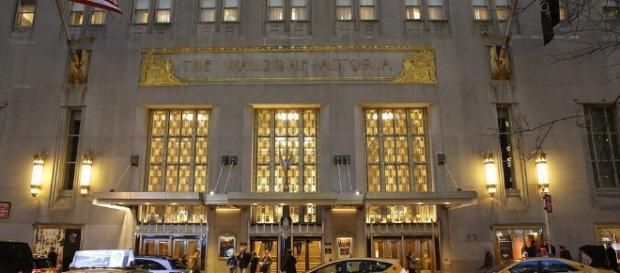 New York City's Waldorf Astoria closing for major makeover | Daily ... - dailymail.co.uk