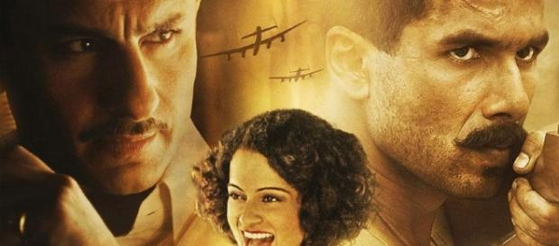 Rangoon total collections (Image credits: Viacom Motion Pictures)