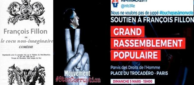 Si Christian Estrosi incite François Fillon à renoncer à son rassemblement, les contrats ont déjà été passés par le Sganarelle de Sens commun