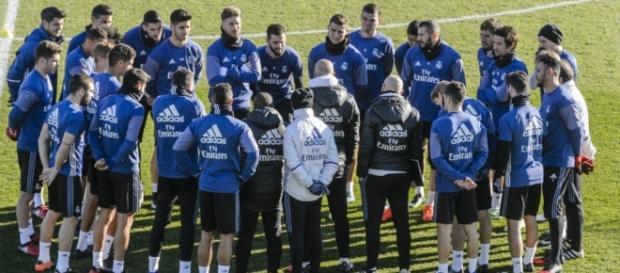 Trois réunions entre Zidane et les joueurs du Real Madrid en deux jours