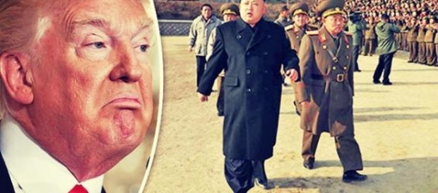 Trump ordena una revisión militar de Corea del Norte by BBC News