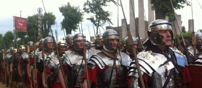 Onze curiosidades sobre os Romanos
