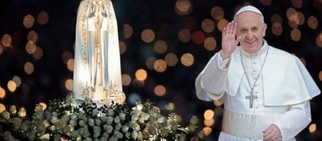 Medidas de segurança especiais são tomadas para receber o Papa Francisco em Maio