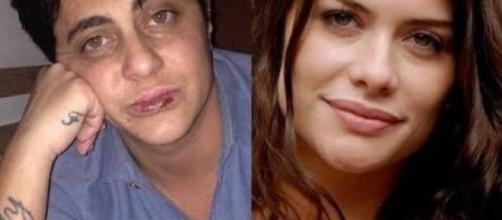 Alinne Moraes (à direita) e Tammy Gretchen têm a mesma idade