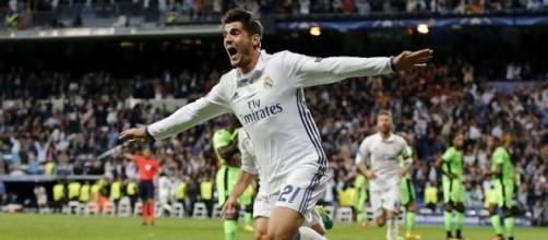 Alvaro Morata, possibile acquisto del Milan