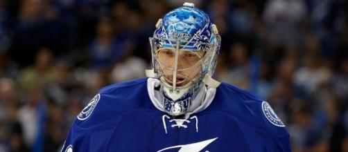Andrei Vasilevskiy to start on Thursday vs. Detroit - nhl.com