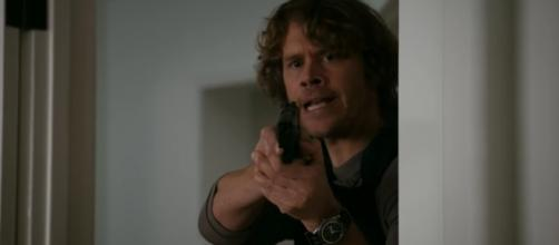 Deeks (Eric Christian Olsen) in 'NCIS: LA'/Photo via screenshot, 'NCIS: LA'/CBS