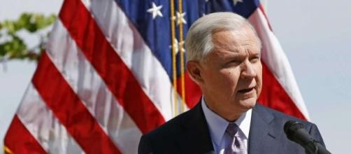 During border visit, Sessions outlines immigration plan - SFGate - sfgate.com
