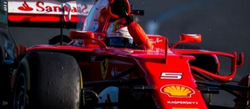 Ferrari GP China 2017. Esperanzados